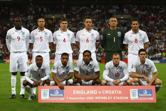 2014世界杯英格兰队大名单一览