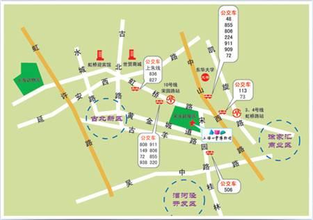 上海儿童博物馆地址及交通指南