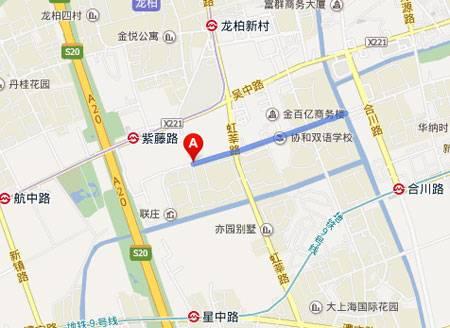 上海韩国人一条街_虹泉路韩国街地址及交通指南(地铁+公交)- 上海本地宝