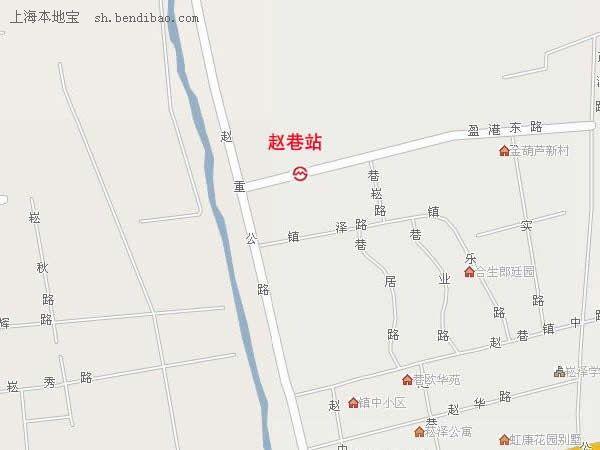 上海地铁17号线线路图公布及站点设置图片
