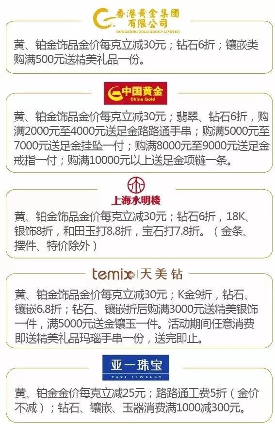 文峰千家惠百货跨年大减价商品折扣清单(附图)