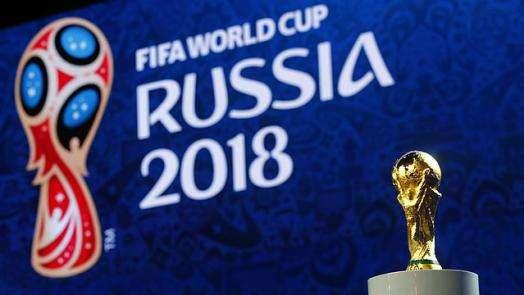 2018世界杯预选赛各区积分排行榜汇总