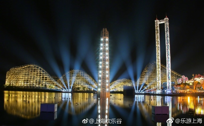 2014上海欢乐谷夜场_2017上海欢乐谷夜场时间确定:4月29日起开放- 上海本地宝