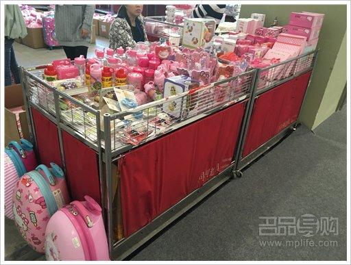 直击世贸母婴博览会 海量婴童用品5元起