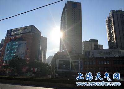 申城今夏首个高温红色预警将拉响 未来4天冲击40℃