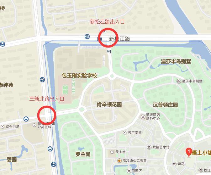 出行提醒:上海泰晤士小镇停车将收费 游客需从指定口进入