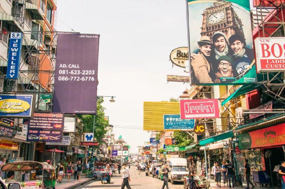官宣 | 泰国落地签免签证费  21个国家地区限免二个月