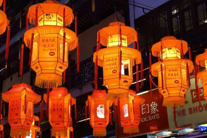 2018上海豫园灯会时间+门票+交通