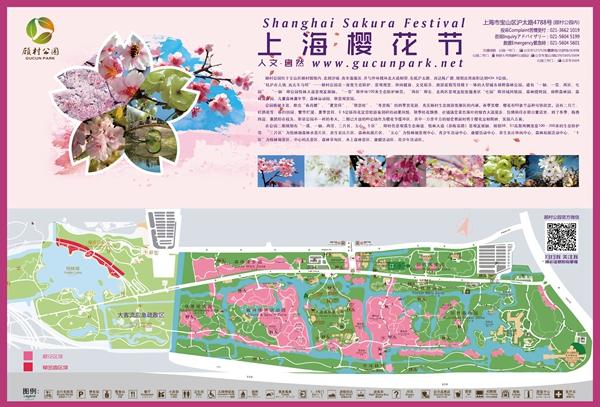 2017年上海樱花节时间+门票