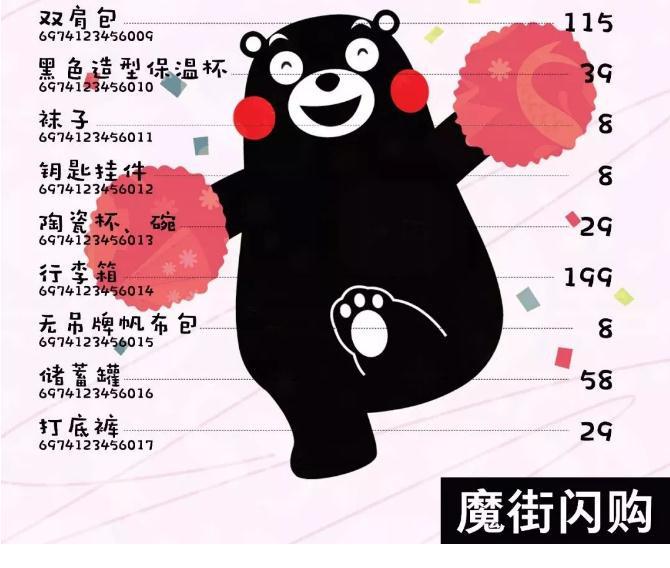 熊本熊、迪士尼童装联合特卖 全场8元起