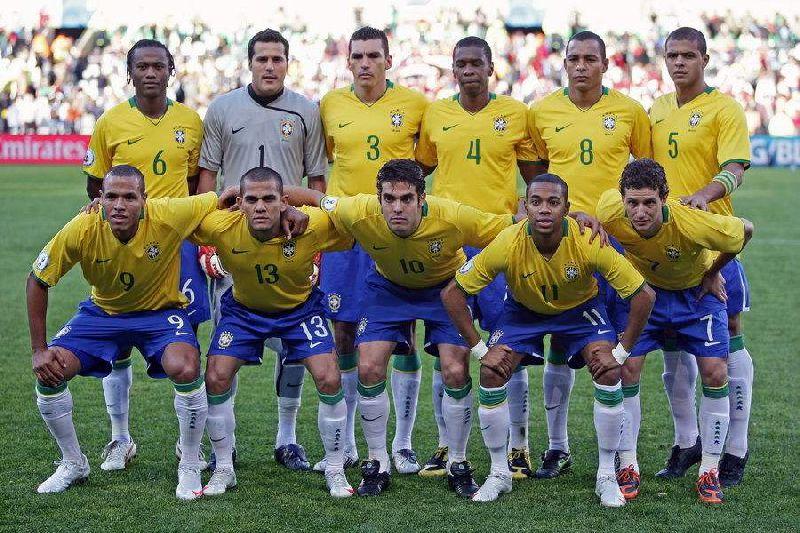 巴西VS瑞士