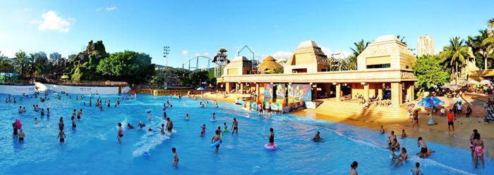 2018上海玛雅水上乐园开园时间