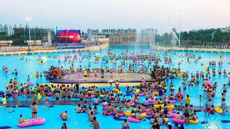 2018上海玛雅水公园6月16日试营业 59元早鸟票开售