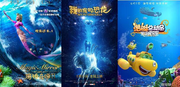 2018六一儿童节上映的电影 六一上映的动画片