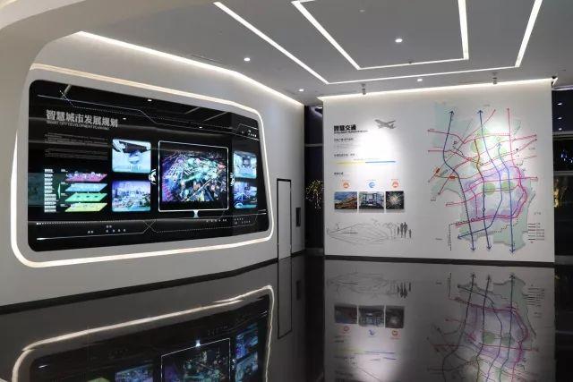 张江长三角科技城展示中心开放试运营