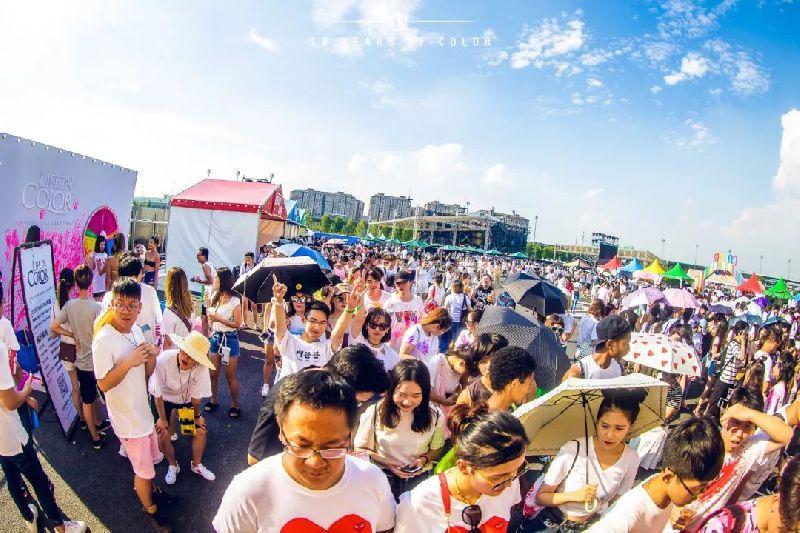 2018上海Life In Color 色彩派对穿衣攻略