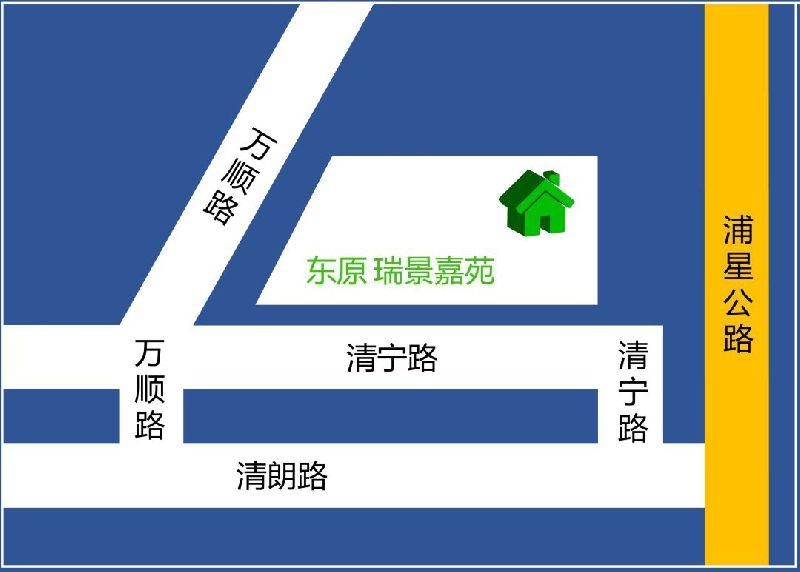 上海奉贤新增51套公租房 地址位于东原瑞景嘉苑