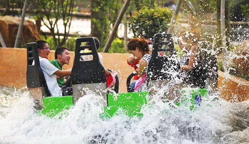 2018上海欢乐谷端午节游玩攻略 | 附门票 交通