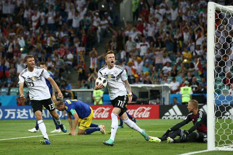 2018年德国人口_2018世界杯10人德国2-1绝杀瑞典克罗斯世界波救赎