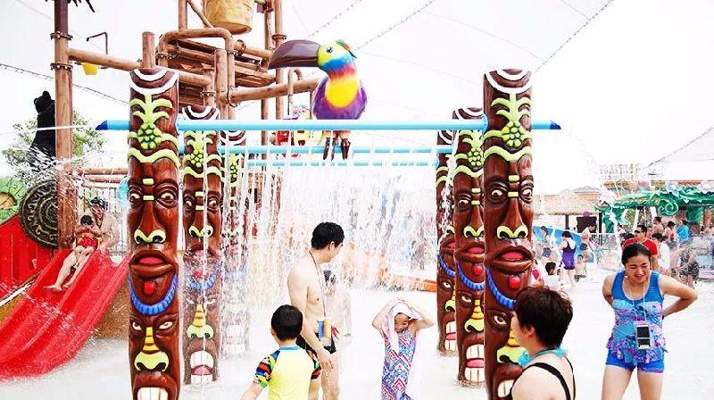 上海玛雅水公园开园 最全嬉水指南