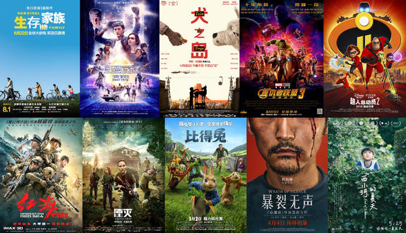 2018暑期上映的电影有哪些 暑期档电影汇总