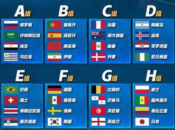 最新2018俄罗斯世界杯赛程表一览(表格)_酒井法子蝴蝶