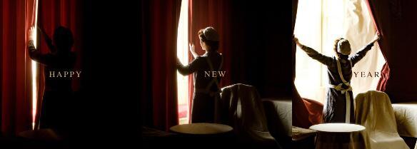 大电影《唐顿庄园》曝新照迎新年 9月英美上映