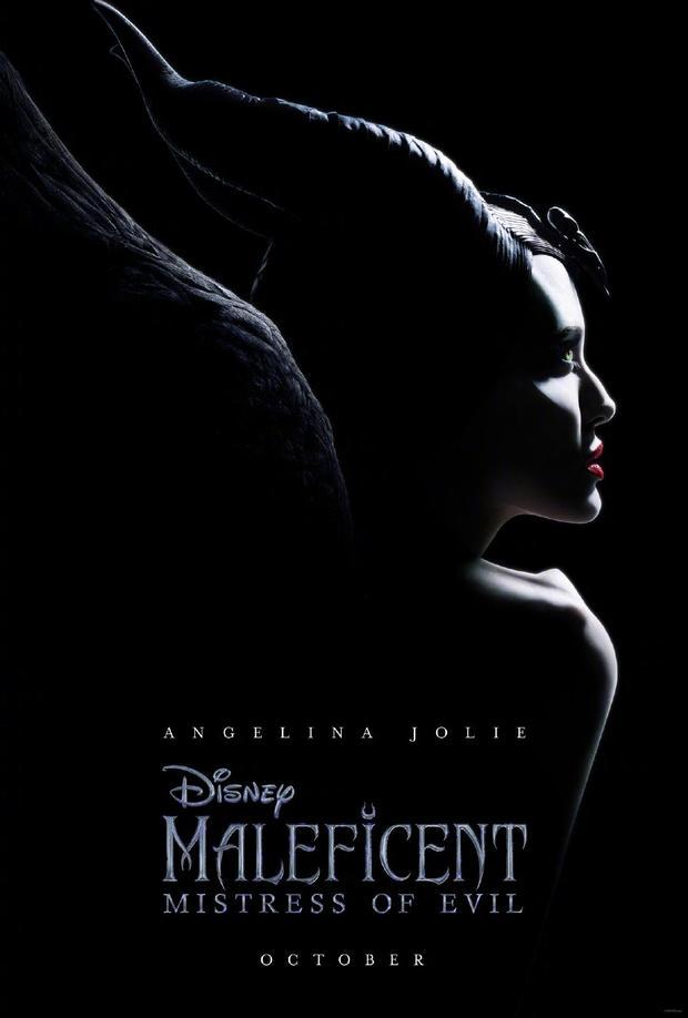 《沉睡魔咒2》提档10月北美上映 首曝海报朱莉侧影现身