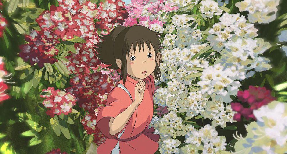 宫崎骏《千与千寻》确认引进内地 日本影史票房冠军