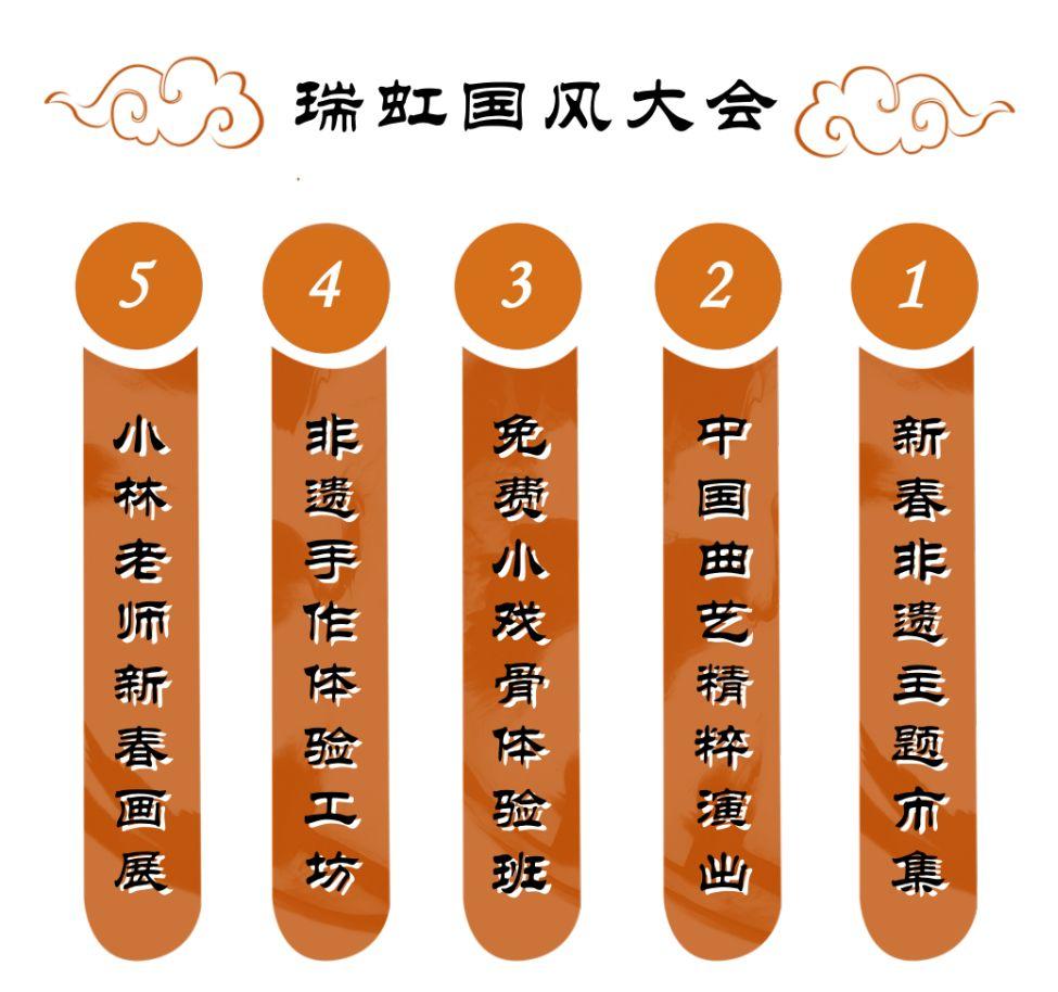 2019上海瑞虹天地春节年俗活动