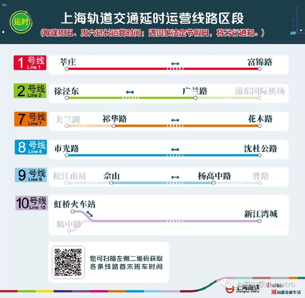 """春运返程高峰 上海2号线将增开""""红眼加班车"""""""