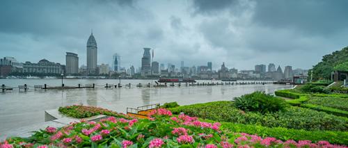 上海滨江45公里如何玩?赏花遛娃喝咖啡拍照都可以