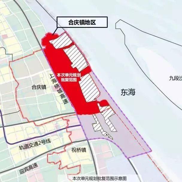 上海合庆郊野公园惊艳效果图公布 | 多图