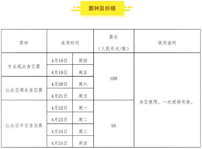2019上海车展正式对外售票 展会首次启用电子门票
