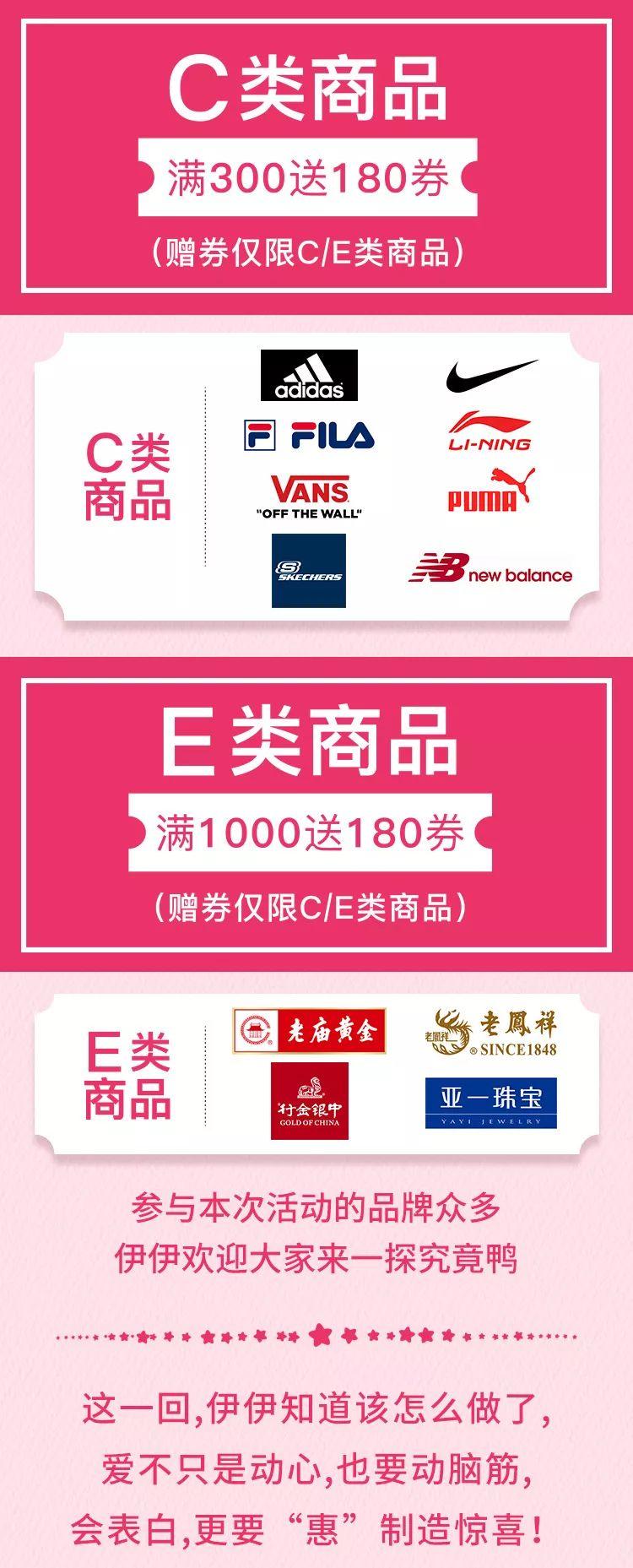 上海第一八佰伴2019五一特惠折扣