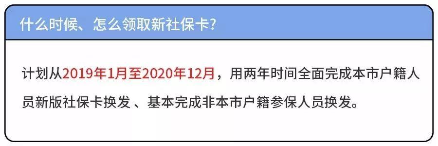 2019上海社保卡办理流程图解 网上也可以申请!