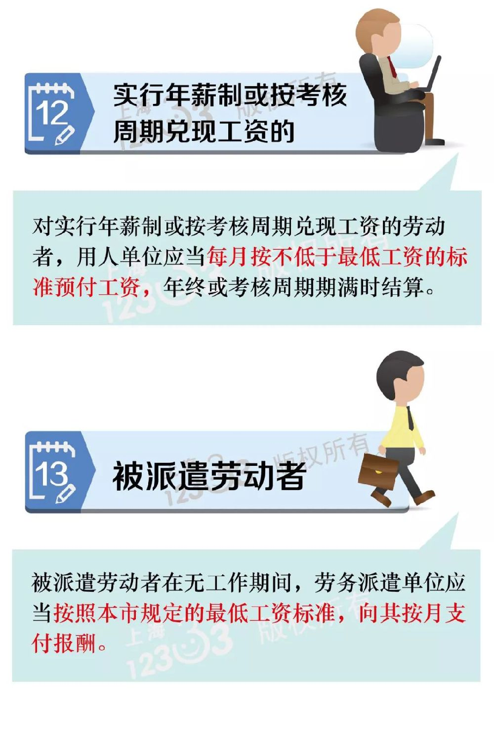 2019上海最低工资标准4月1日上调 这13项待遇将跟随调整