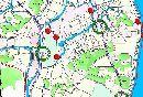 江门地铁线路规划图(