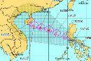 2017第24号台风海葵路