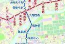 洛阳地铁二号线规划图