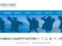安徽省2019年艺考统考合格线公布