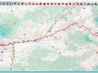 金义东城际铁路走向