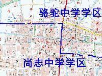 2018宁波镇海初中学区划分