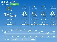 2018-07-21广州天气预报:白天多云间