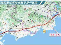 粤东城际轨道规划7条线路一览