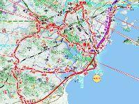 粤东城际轨道交通网方案规划