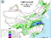 2017年10月1日全国天气预报:安徽江苏有