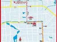 2017年4月16日北京半程马拉松赛地铁封