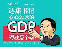 GDP是什么意思?达康书记心心念念的G