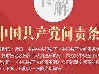 中国共产问责条例全文内容实施时间及解